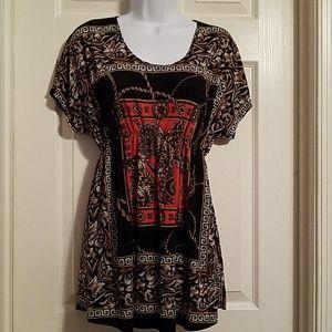 Julie's closet maternity top